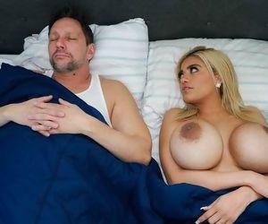 Horny big tits